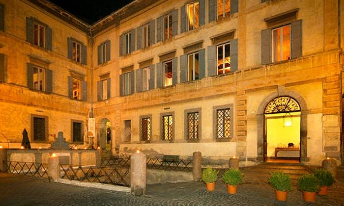 Il Vesconte Residenza D'Epoca - Bolsena (VT): Lago di Bolsena, Il Vesconte - Una notte in residenza d'epoca con colazione da 49 € per 2 persone
