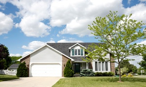 Garage Doors Repairs & Installations: $79for Garage-Door Tune-up from Garage Doors Repairs & Installations ($149Value)