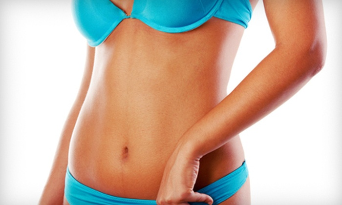 Genesis Health Institute - Fairfield: Two or Four VelaShape Body-Contouring Treatments at Genesis Health Institute (Up to 85% Off)