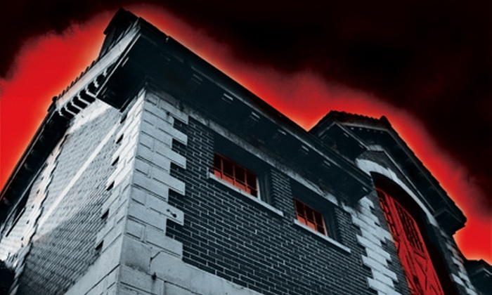 The Barber Haunt - Barberton: Haunted House Adventure for Two or Four at The Barber Haunt (Half Off)