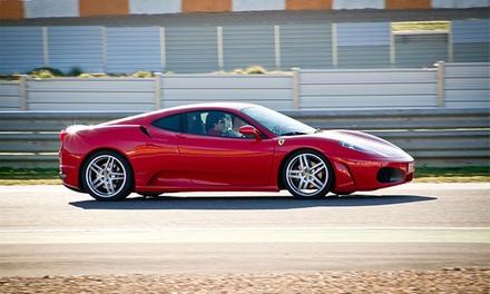Conduce Ferrari o Lamborghini hasta -75%