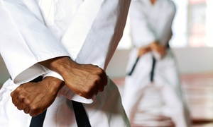 Martial Arts Fitness Academy: One or Three Months of Tae Kwon Do Lessons with Uniform at Martial Arts Fitness Academy (Up to 67% Off)