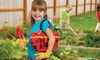 Kids' Gardening Tote with Tools: Kids' Gardening Tote with Tools. Multiple Designs Available. Free Returns.