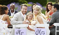 Wedding Package For 50 Day Guests and 75 Evening Guests at Maes Manor (Up to 51% Off)