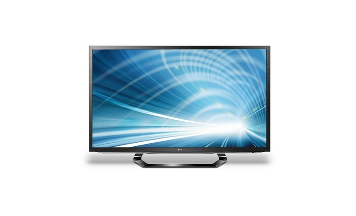 "LG 55"" 120Hz LED Smart TV: LG 55"" LED 1080p 120Hz Smart TV (Up to 41% Off). Two Models."