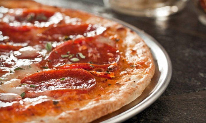 Greenville Avenue Pizza Company - Lowest Greenville: $15 for $30 Worth of Pizzeria Food at Greenville Avenue Pizza Company