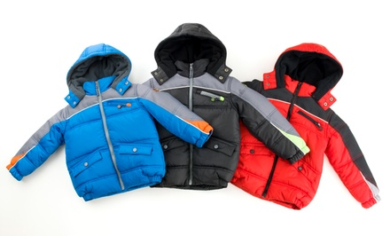 Big Chill Boys' Puffer Coats. Multiple Styles Available. Free Returns.