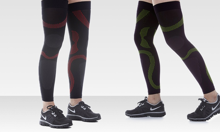 MoJo Sports Recovery Thigh Sleeves : One Pair of MoJo Sports Recovery Thigh Sleeves. Multiple Colors Available.
