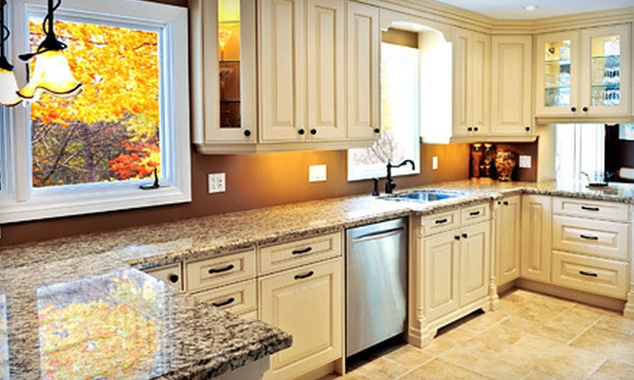 Maryland Kitchen Cabinets - 7, Westminster: Kitchen Cabinets from Maryland Kitchen Cabinets (67% Off). Three Options Available.