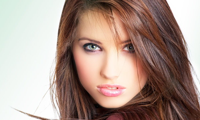 Hair by Justyna - Barrington: $35 for a Haircut, Conditioner, and Blow Dry at Hair by Justyna ($75 Value)