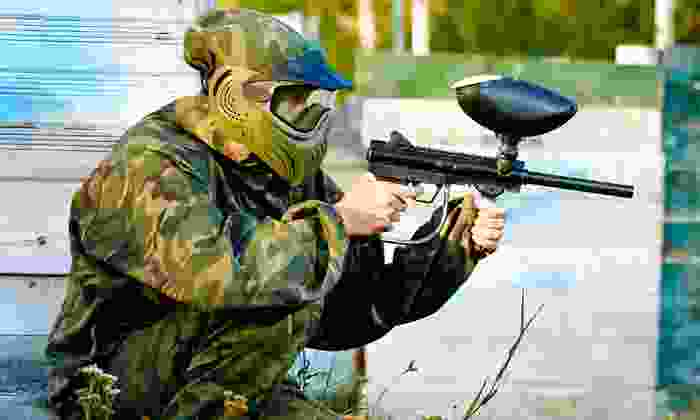 Armed Paintball - North San Jose: Ten HPA Tank Refills, Five CO2 Refills, or $20 Towards Accessories at Armed Paintball (Up to 80% Off)