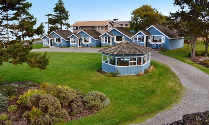 Juan de Fuca Cottages and Suites - Agnew-Carlsborg: Two-Night Stay at Juan de Fuca Cottages and Suites in Sequim, WA