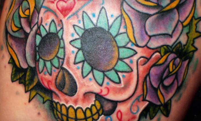 Fortune Cookie Tattoo - Jon at Fortune Cookie Tattoo: One or Three Hours of Tattooing at Fortune Cookie Tattoo (Up to 54% Off)