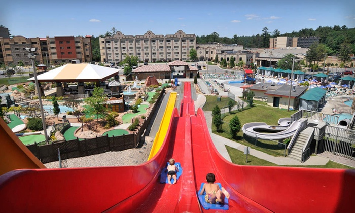 Family Friendly Hotel With Indoor Water Park