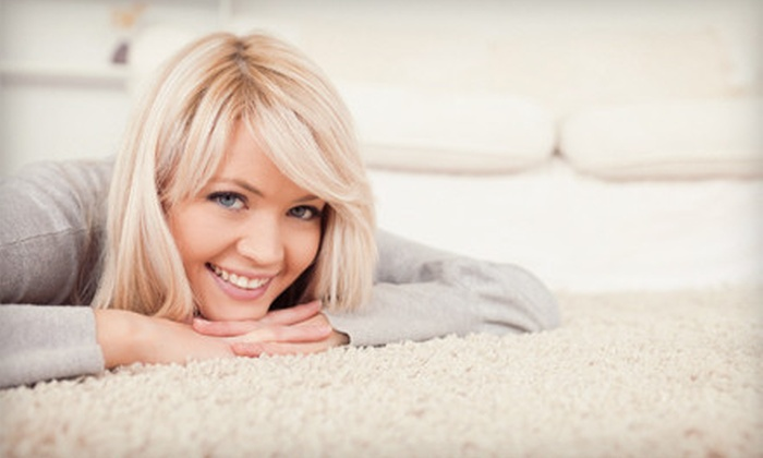 Chem-Dry of Fresno/Clovis - McLane: Eco-Friendly Carpet Cleaning for Three or Five Rooms from Chem-Dry of Fresno/Clovis (Up to 65% Off)