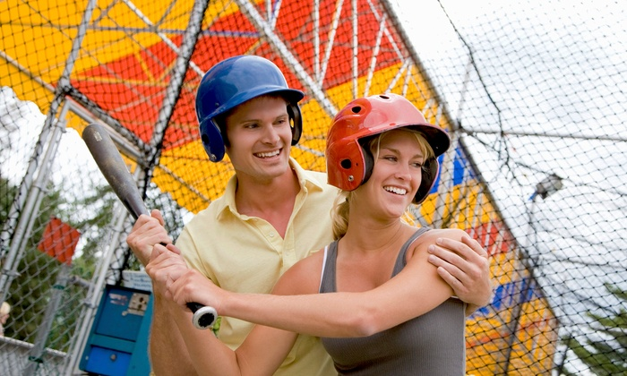 Orlando Athletics - Princeton - Silverstar: One or Four Hours Worth of Batting-Cage Rental at Orlando Athletics (Up to 52% Off)