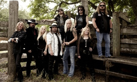 Lynyrd Skynyrd and Bad Company at DTE Energy Music Theatre on Friday, July 25 (Up to 44% Off)