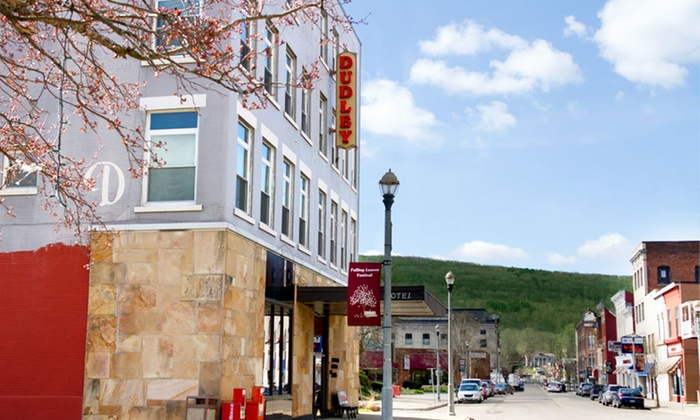 Historic Dudley Hotel - Salamanca: Two-Night Stay at Historic Dudley Hotel in Salamanca, NY
