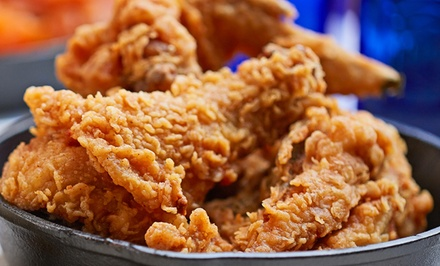 Fried Chicken and Comfort Food or 15-Piece Family Meal at Bush's Chicken - New Braunfels (Up to 42% Off)