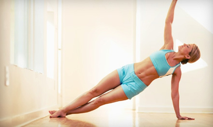 My Yoga Online: $19 for a Four-Month Membership to My Yoga Online (Up to $39.80 Value)