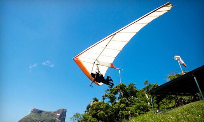 Mountain Wings - Ellenville: $149 for a Full-Day Hang-Gliding Lesson from Mountain Wings ($299 Value)
