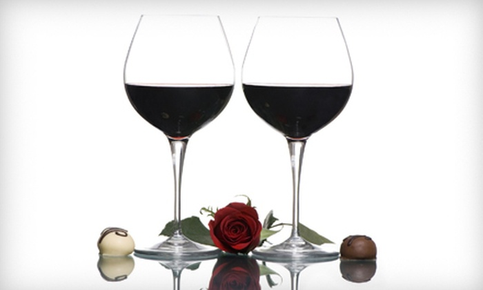 Windsor Vineyards - Healdsburg: Wine and Chocolate Tasting for Two or Four with Take-Home Wine from Windsor Vineyards at Windsor Vineyards (Half Off)