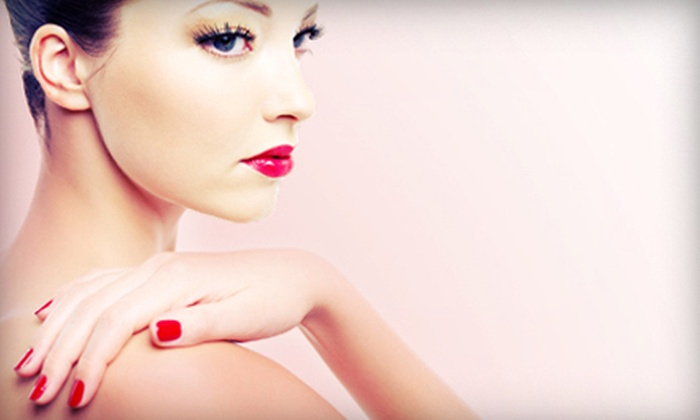 Suesie's Salon - Downtown Nashua: One or Three Spa Mani-Pedis at Suesie's Salon (Up to 60% Off)