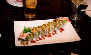 Sushi Popo: $18 for $30 Worth of Sushi and Asian Food at Sushi Popo