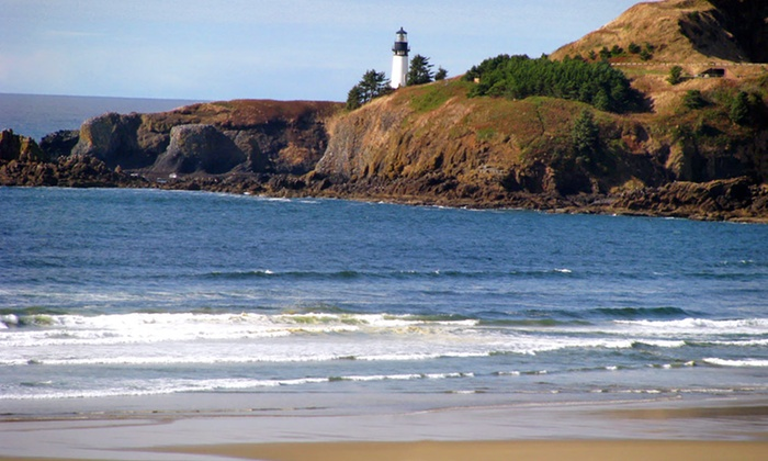 Best Western Agate Beach Inn - Newport, OR: Stay with $10 Dining Credit at Best Western Plus Agate Beach Inn in Newport, OR. Dates into January.