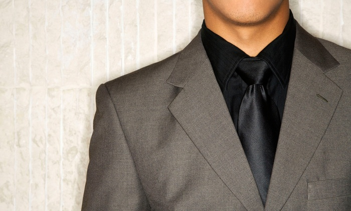Peter Cassara Clothiers - Sunnyvale West: $299 for One Custom-Fit Italian Suit at Peter Cassara Clothiers (Up to $795 Value)