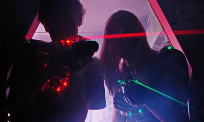 Lasertag Adventure - Waukesha: Laser-Tag Package for Two or Four at Lasertag Adventure (40% Off)