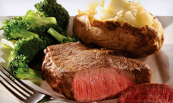 Cascade Lodge - Durham: $25 for $50 Worth of Upscale Bistro Dinner Cuisine at The Cascade Lodge