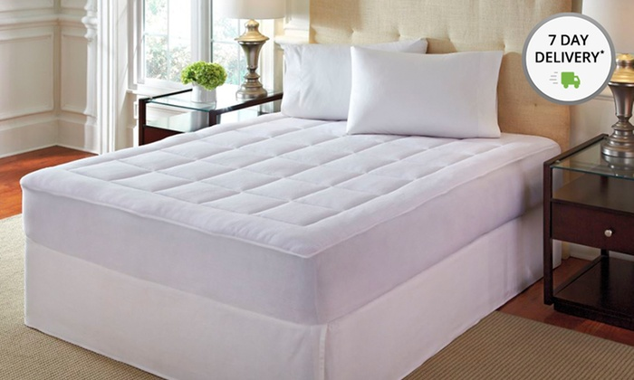 Microplush Soft Mattress Pad by DreamCloud: Microplush Soft Mattress Pad by DreamCloud. Multiple Sizes from $29.99—$44.99.