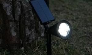 Spot solaire 4 LED