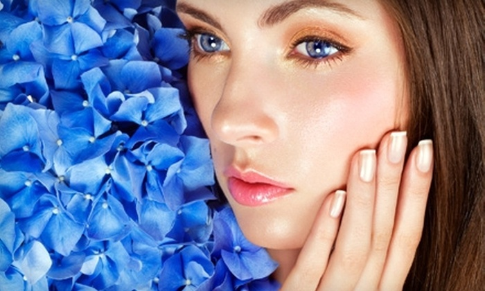 Evolve Salon & Day Spa - Holladay: Permanent Makeup for the Eyelids or Eyebrows at Evolve Salon & Day Spa (Up to 55% Off). Three Options Available.