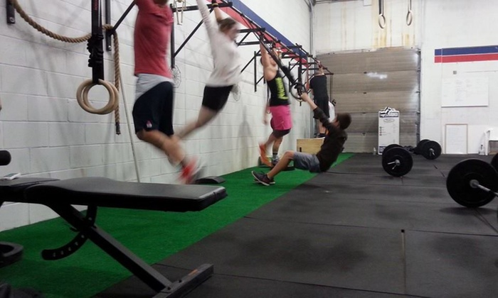 Crossfit Unhinged - Bristol: Two Weeks of Gym Membership at CrossFit UnHinged (55% Off)