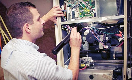 Furnace Inspection And Tune Up Aire Serv Of West Suburbs Groupon