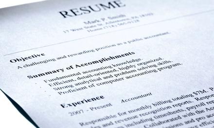resume cover letter help smashing resumes groupon