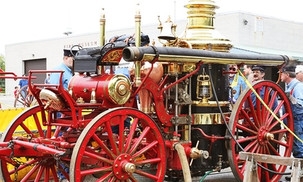 Admission for 2 Adults and 1 Child, or 1 Adult and 2 Children at Fire Museum of Maryland (Up to 45% Off)