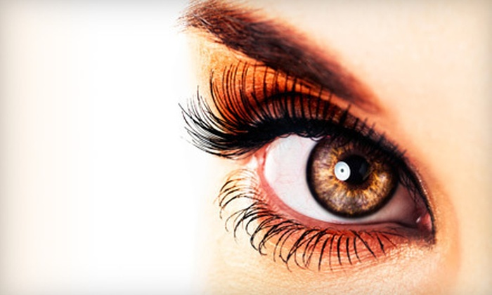 Fracassi Lashes - Park Avenue: Full Set of Individual Eyelash Extensions with Option for One Month of Fills at Fracassi Lashes (Up to 53% Off)