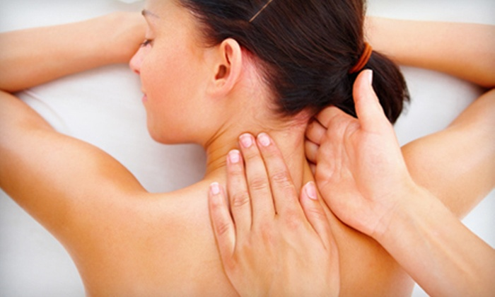 HealthZone Chiropractic - Grand Haven: 60-Minute Massage or 60-Minute Hot Stone Massage at HealthZone Chiropractic in Grand Haven (Up to 54% Off)