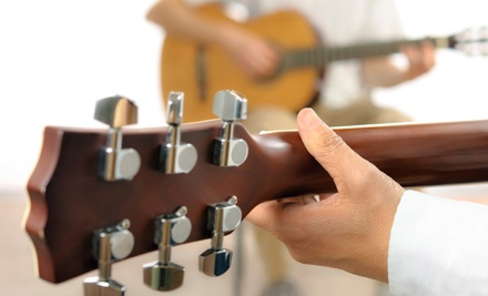 Two, Four, or Six 30-Minute Music Lessons at Pro Music Academy (Up to 79% Off)