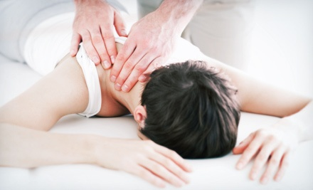 $69 for a Consult with a Massage and a Follow-Up with an Adjustment at Family Chiropractic Wellness Center ($210 Value)