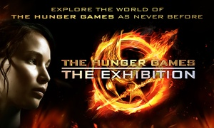 The Hunger Games: The Exhibition: Ticket to The Hunger Games Exhibition from $30 at ICC Darling Harbour - 20th Dec - 5th Feb (up to $116.35 value)