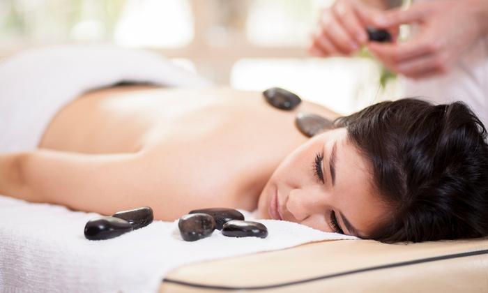 The Jennifer Day Spa - Lake Hiawatha: 60-Minute Hot-Stone Massage, 60-Minute Organic Facial, or Both at The Jennifer Day Spa (Up to 65% Off)