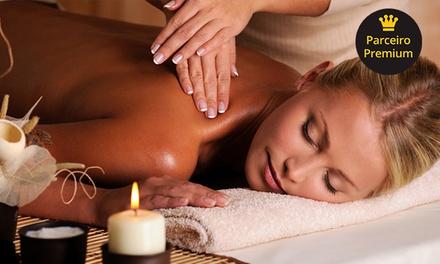 8, 12 ou 15 sessões de massagem relaxante + drenagem linfática na Personal Care Estética – Centro