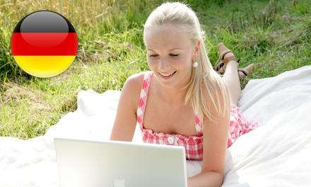 Curso de alemán online de 6, 12 o 18 meses con Goethe Sprachschule (hasta 97% de descuento