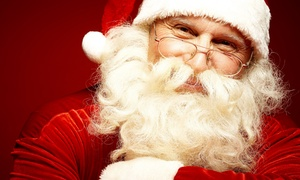 Santas Magical Express - Yankee Trails: Santa's Magical Express for One Adult, One Child, or Two Adults and Two Children at Yankee Trails (Up to 40% Off)