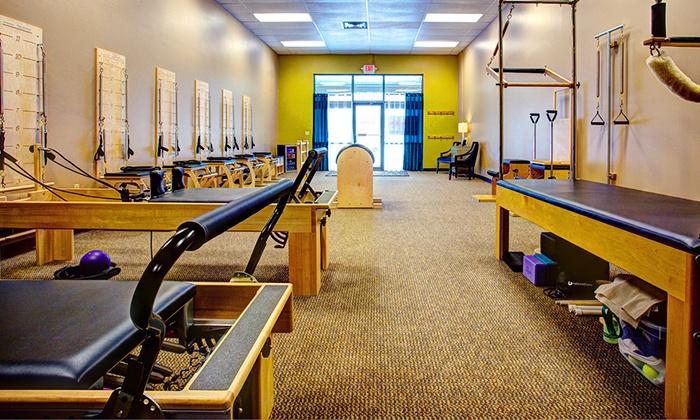 bCentered Training Pilates Studio  - Howard: 10 or 20 Pilates Equipment, Mat, or Barre Classes at bCentered Training Pilates Studio (Up to 65% Off)
