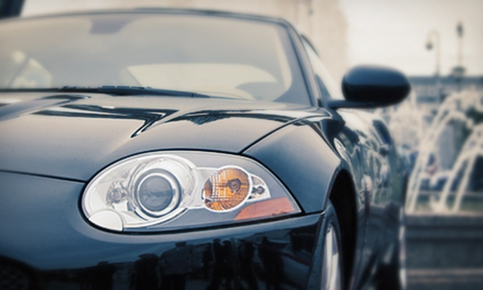 Precision Autoworks - Pineview: Interior and Exterior Car Detailing Package or 2.5 Hours of Labour Services at Precision Autoworks (Up to 74% Off)